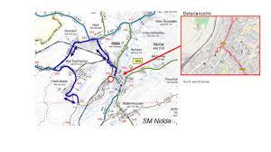 K He Planen K 196 Fahrbahnsanierungsarbeiten In Der Ortsdurchfahrt Nidda