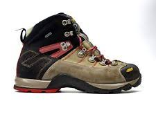 s waterproof walking boots size 9 asolo suede waterproof boots for ebay
