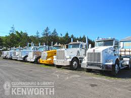 used kenworth for sale day cab trucks for sale service coopersburg u0026 liberty kenworth