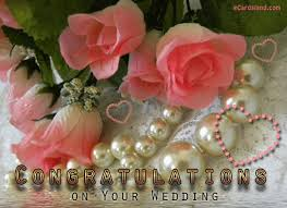 free wedding cards congratulations congratulations on your wedding choose ecard from wedding