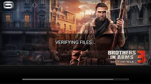 brothers in arms apk data how to and install brothers in arms 3 v1 4 3d offline apk