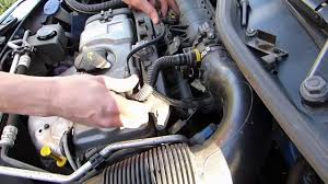 how to change spark plugs on a peugeot 206 1 4i youtube