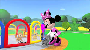 mickey mouse clubhouse minnie u0027s pet salon