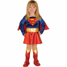 toddler costume supergirl toddler costume walmart
