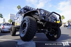 jeep black 2017 2017 sema show 2017 sema icon black jeep jk wrangler unlimited