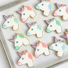 cookie emoji pastel unicorn emoji sugar cookies bakedideas food
