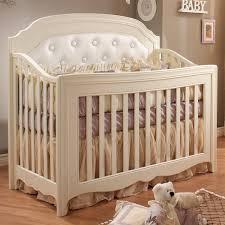 Baby Cribs White Convertible Natart Allegra 5 In 1 Convertible Crib In White
