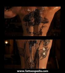 boondock saints 2 back tattoos