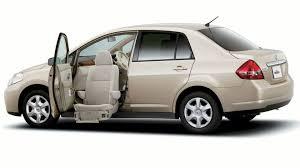 nissan tiida hatchback nissan tiida facelift revealed