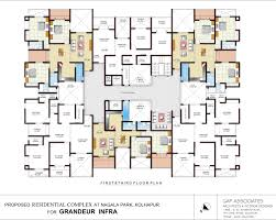 Apartment Building Plans Story Apartment Floor Plans And 1 3 Floor Plan Grand Uno