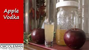 how to make apple flavored vodka cmcoleman home a simple