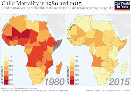 Africa Population Map by Africa In Data Our World In Data