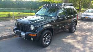 2003 jeep liberty limited 2003 jeep liberty renegade with every available option youtube