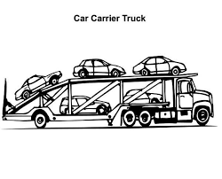 dodge truck coloring pages truck coloring pages 6 funycoloring