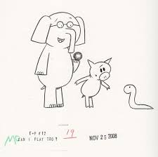 Mo Willems Coloring Pages Elephant And Piggie Coloring Home Mo Willems Coloring Pages