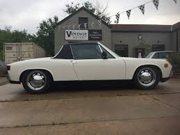 old porsche 914 1973 porsche 914 u2013 sold vintage motors of lyons