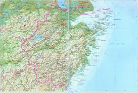 North China Plain Map by Zhejiang Map Map Of Zhejiang China China Travel Map