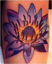 blue lotus flower tattoo meaning pictures to pin on pinterest
