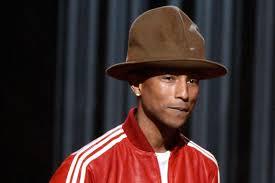 Pharrell Hat Meme - pharrell s massive grammy hat spawns twitter account internet meme