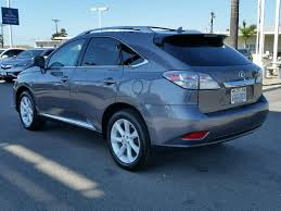 lexus rx extended 2012 used lexus rx rx 350 at bmw of san diego serving san diego