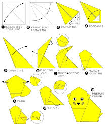 Step By Step Origami For - how to make a paper step by step how to make a origami