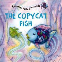 children u0027s book review copycat fish rainbow fish u0026 friends