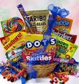 candy gift basket candy gift baskets towers