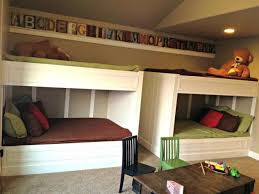 Bunk Bed Comforter Bunk Beds Built Into Wall Walls Decor