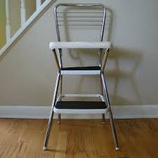 Painted Metal Vintage Cosco High Chair Useful Ideas Metal Step Stool U2014 Home Ideas Collection