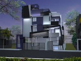 Modern Elevation by Download Design A House Elevation House Scheme