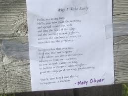 first thanksgiving in heaven poem mary oliver poem elf