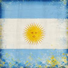 argentina flag painting by setsiri silapasuwanchai