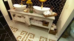 awesome small bathroom design ideas video hgtv at hgtv decorating