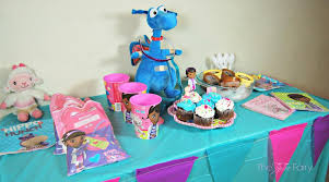 doc mcstuffins birthday party disney junior doc mcstuffins birthday party ideas the tiptoe fairy