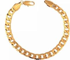 girl gold bracelet images Classic charm chain 18k gold bracelet luxury jewelry gift for lady jpg