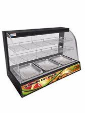 heated display cabinets second hand food display cabinet ebay