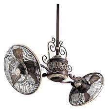 minka aire traditional gyro 1 light dual motor ceiling fan