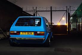 volkswagen golf mk1 modified vw golf mk1 tuning pictures