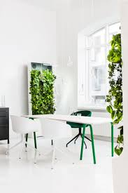naava world u0027s smartest green wall that by combining nature and
