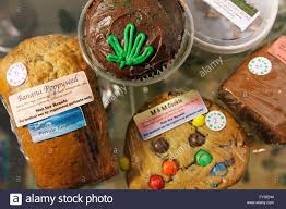 cupcakes and cookies for sale at the boulder vital herbs