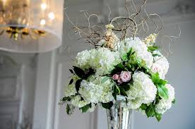 Curly Willow Centerpieces Wedding Wednesday Beauty In Blush U0026 Champagne Beautiful Blooms