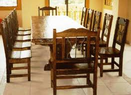 Rustic Dining Room Sets Rustic Counter Height Table U2014 All Home Ideas And Decor Western