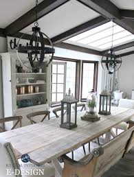 Painting Stained Wood Trim The Best Neutral Paint Colours To Update Dark Wood Trim