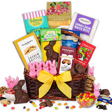 easter baskets easter basket for college students by gourmetgiftbaskets