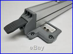 replacement table saw fence genuine ridgid r4513 table saw replacement rip fence assembly