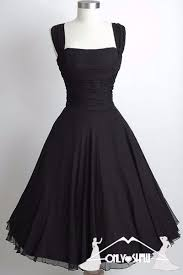 little black chiffon cocktail party dresses formal strapless open