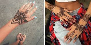 40 delicate henna designs