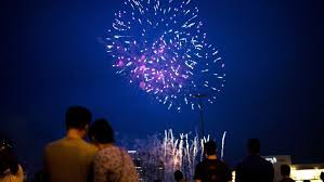 lenox tree lighting 2017 lenox square mall july 4th fireworks surprise decision to end it