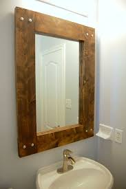 Swivel Bathroom Mirror by Rustic Bathroom Mirrors Mirrored Bath Cabinets Mirror Tiles Also