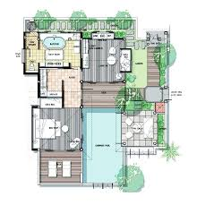 luxury house plans with pools factsheet information melati resort spa samui